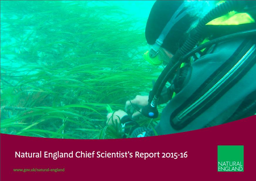 Today we have published our first ever Chief Scientist's report