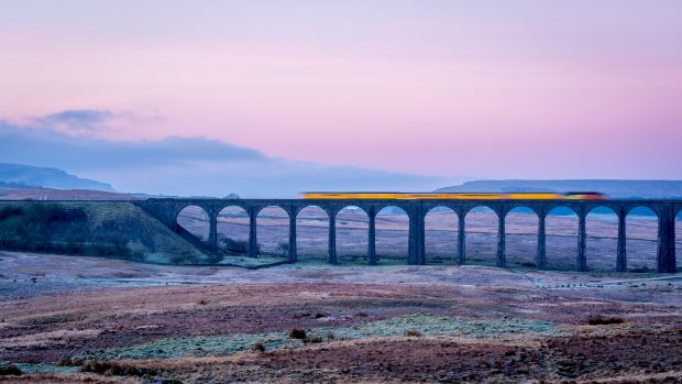 An image of Ribblehead Viaduct
