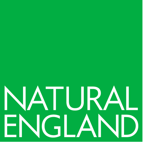 Image of 'Natural England' logo.